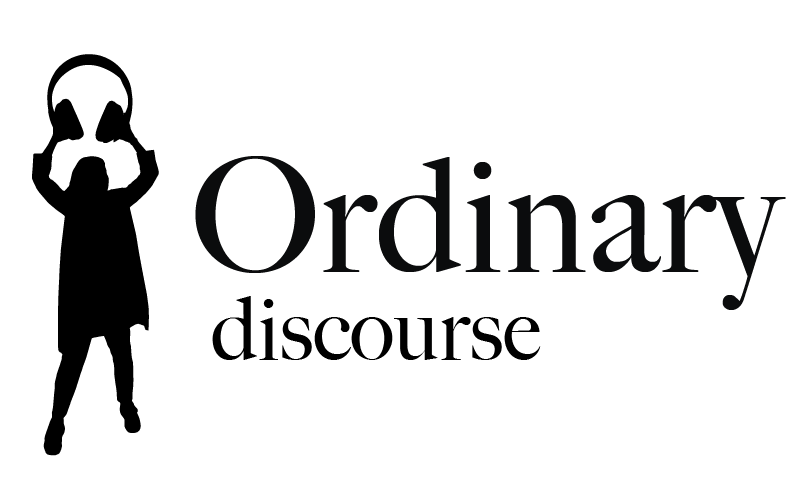 Ordinary Discourse